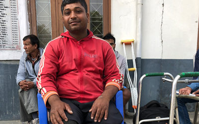 Chaudhary Foundation's Artificial Limb Fitment Camps finish: 476 people received prosthetics, permanent center set to open